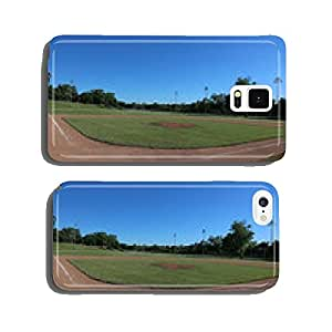 Ball Field cell phone cover case Samsung S6
