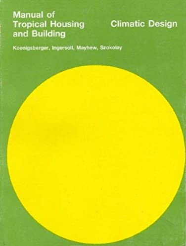 buy manual of tropical housing and building climatic design part i rh amazon in Tropical Beach House Tropical Beach House