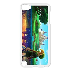 STYLE-UM@ Anime The Legend of Zelda Hard Plastic Back Phone Case for ipod touch 5 5th