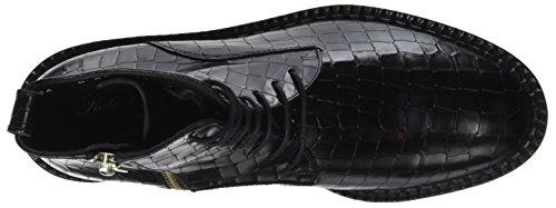 Robert Clergerie Damen Jacenc Chelsea Boots Noir (Cocco Noir)