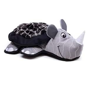 Amazon.com : Outward Hound Kyjen 32020 Lil Rippers Rhino