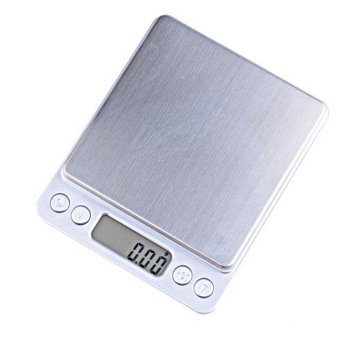 500g x 0.01g Digital Jewelry & Kitchen Precision Scale 1 ...