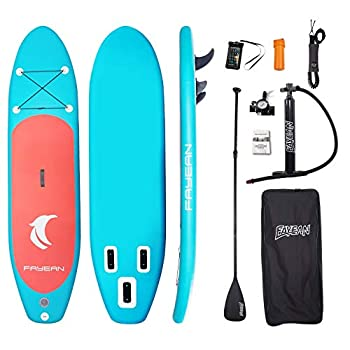 FAYEAN Inflatable Stand Up Paddle Board