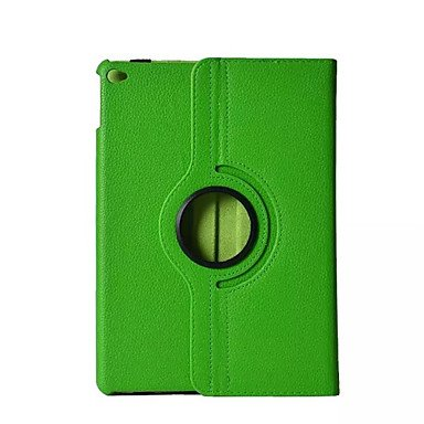 (Tablet Cases Ultrathin Embossed 360 Degree Rotating Bracket Holster for Apple Ipad Air2/ipad6 (Color : Green, Compatible Models : IPad Pro 11''))