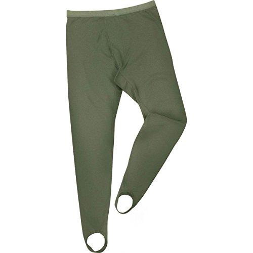Drake EST Thermal Underwear - Bottom (Men's Small, Olive)