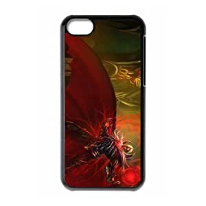 iPhone 5c Cell Phone Case Black League of Legends Blood Lord Vladimir OIW0441735