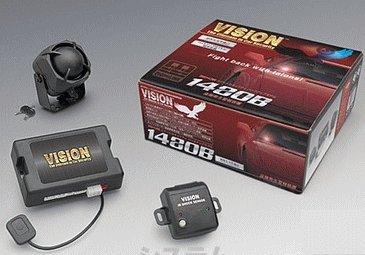 VISION  [トヨタ IQ アイキュー] 品番:1480B  純正キーレス連動盗難警報装置 バックアップサイレン B0079VITYW