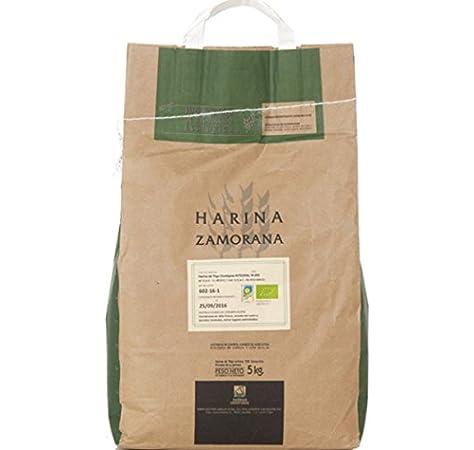 Biojoy Harina de escanda integral BÍO, Triticum monococcum (2 kg): Amazon.es: Alimentación y bebidas