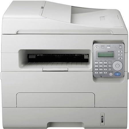 Samsung SCX-4729FD - Impresora láser monocrom Multifuncional (29 PPM, 1200X1200 dpi, 250 Hojas Capacidad, escáner, fax, dúplex Red USB), Color Blanco