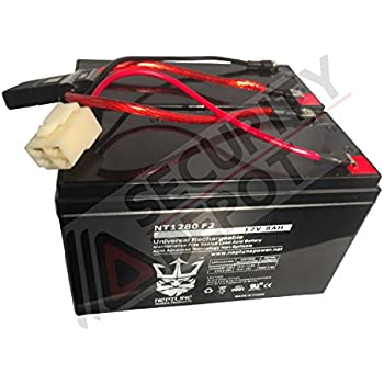 amazon com razor 12 volt 8ah electric scooter upgraded replacementrazor 12 volt 8ah electric scooter upgraded replacement neptune battery includes new wiring harness and