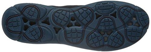Geox Basse Octanec4460 Ginnastica G Scarpe D da Nebula Navy Donna Blu gBYqgwr