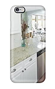 [XVpscCO1914xgsqL] - New Kitchen With White Cabinets And Granite Countertops And Hardwood Floors Protective Iphone 6 Plus Classic Hardshell Case
