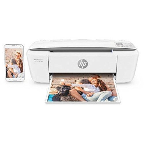 HP DeskJet 3752 Wireless All-in-One Compact Printer with Mobile Printing, Instant Ink Ready by HP