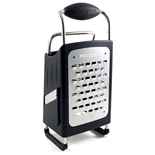 Microplane 34006 4 Sided Box Grater