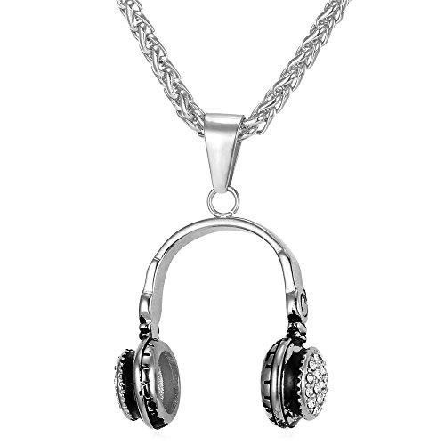 U7 Fashion Wireless Headphone Necklace