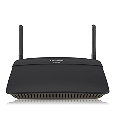 Linksys AC1200 Wi-Fi Wireless Dual-Band+ Router (EA6100-RM) - (Certified Refurbished) from Linksys