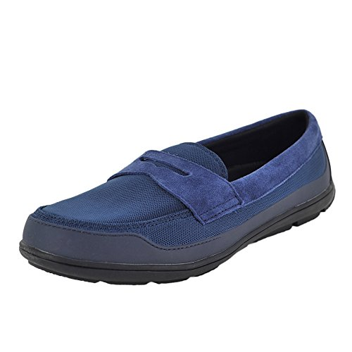 SWIMS GEORGE PENNY SUMMER NAVY MENS PENNY LOAFER Size 8M by SWIMS