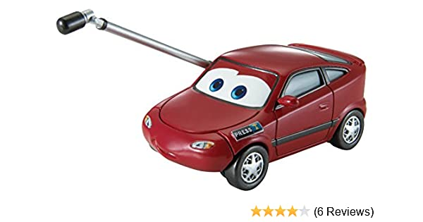 """DISNEY CARS DIECAST /""""Andrea/"""" Combined Postage"""