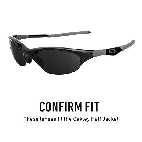 Half Verres Oakley Jacket rechange Fit Asian pour de ItrwpxIT