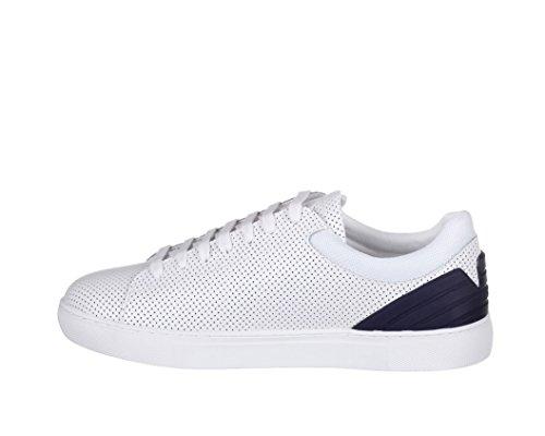 White Uomo Sneaker 9 white Navy Bianco Us BpZSqZw