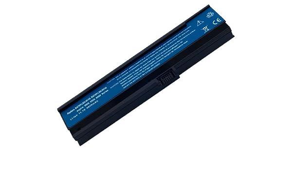 4800 mAh 11.1V Batería de repuesto para Acer Travelmate 3000 Series 3202 3203 3210 321X 3220 322X 3230 323X 3260ANWXCI 3261NWXCI 3273NWXMI 3274WXMI 3270.