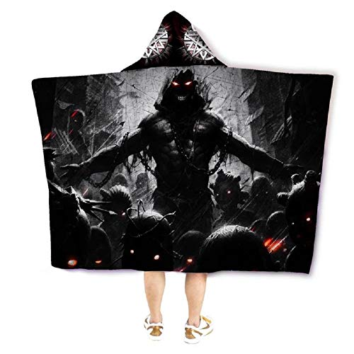 Joyfunny Unisex Fleece Cape Role Play Cosplay Cloak Halloween Casual Wear -
