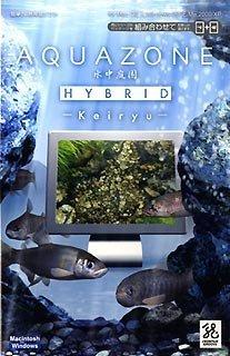 AQUAZONE 水中庭園 HYBRID 10 Keiryu B000B66O4Y Parent