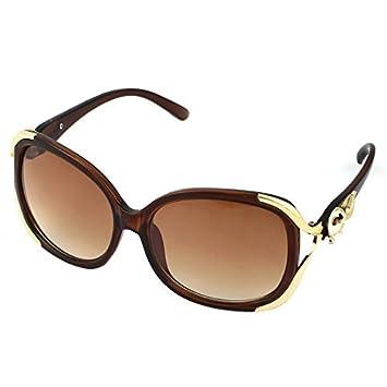 Gafas de Sol de Brown Detalle Deportes al Aire Libre ...