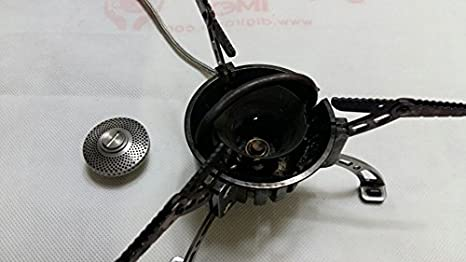 Amortiguador gorra Kovea Booster1, BRS-8, BRS-8A, BRS-8B ...