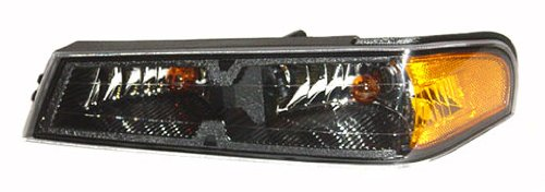 OE Replacement Chevrolet Colorado/GMC Canyon Pickup Driver Side Parklight Assembly (Partslink Number GM2520189) Unknown