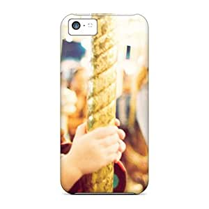 Saraumes Iphone 5c Well-designed Hard Case Cover Enjoyment Protector