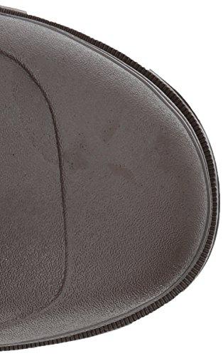 Tourbières Hommes Stockman Sans Couture Bottes De Pluie De Travail Imperméable Isolé Pays Chêne Moussu