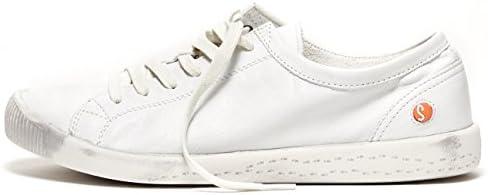 Softinos ISLA, White White Size: 11