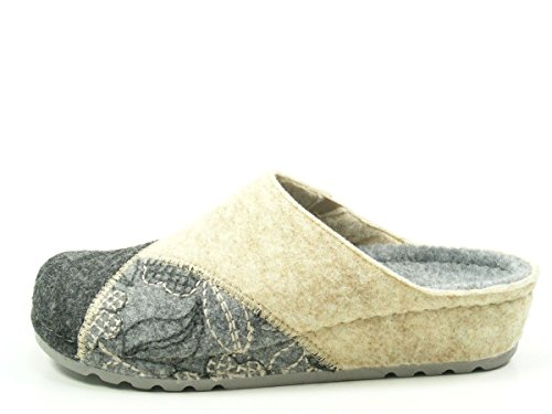pour Rohde Chaussons Beige femme Chaussons Rohde qtqawfpx