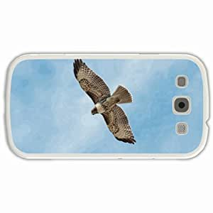 Personalized Samsung Galaxy S3 SIII 9300 Back Cover Diy PC Hard Shell Case White