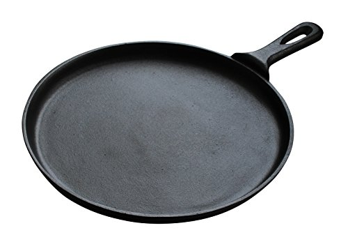 Ewei's Homeware 10.5 inch Pre Seasoned Cast Iron Skillet Pan