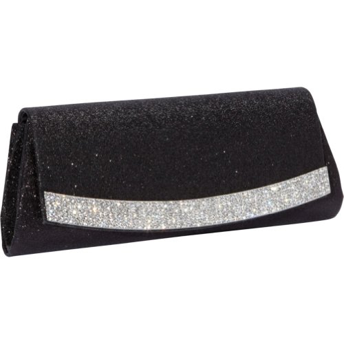 J. Furmani Fashion Elegance Clutch (Furmani Satin Clutch)
