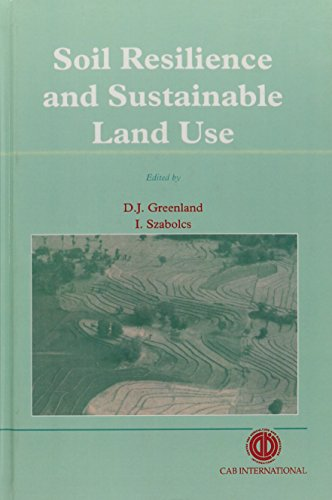 Soil Resilience and Sustainable Land Use by Brand: CABI