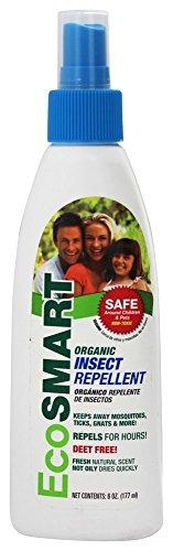 EcoSmart - Organic Insect Repellent - 6 oz.