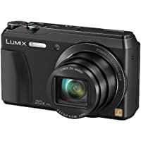 Panasonic DMC-ZS35K 16.1 MP Digital Camera with 3-Inch LCD (Black) (Certified Refurbished) Basic Facts Review Image