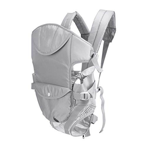 Baby carrier,Ergonomic Front-hold simple] Multifunction Baby carrier for infants and toddlers Full seasons Light Breathable Baby carrier original-C by LTSGSBB