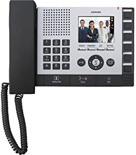Aiphone Corporation IS-DV Video Door Station for IS Series Aluminum Die Cast 8-1//2 x 4-3//16 x 1-1//8 8-1//2 x 4-3//16 x 1-1//8 Local Hardwired Video Intercom
