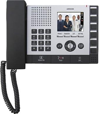 Aiphone Corporation is-mv vídeo estación de Master para es serie local detectores de vídeo