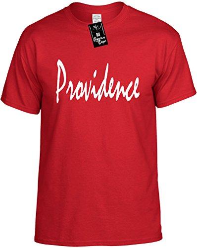 Mens T Shirt Size 4X  Providence  Unisex Shirt