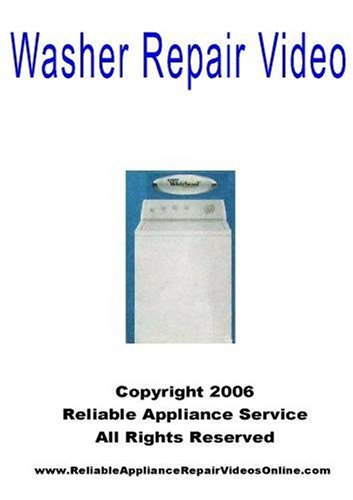 Washer Repair Video