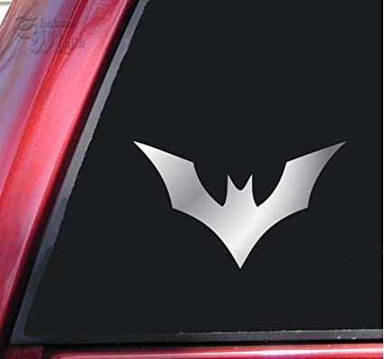 Batman beyond vinyl decal sticker by shadowmajik 6 x 3 6