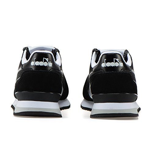 Zapatillas W blanco Negro Gimnasia Mujer Diadora de Malone C0641 para pw5Eq6Oq