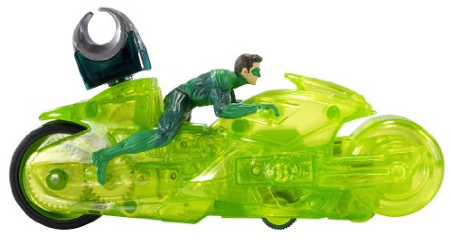 Lantern Ryan Green Suit Reynolds (Green Lantern Hal Jordan Figure with Transforming Cosmic)
