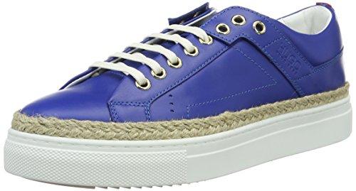 Hugo Connie-r 10195754 01, Baskets Basses Athlétiques Bleues Pour Femme (bleu Moyen 428)