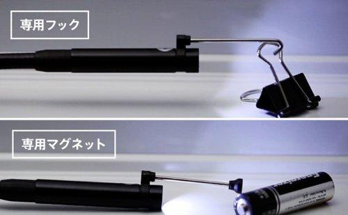 Advanced Waterproof and Dustproof PinHole Camera for iPhone5/iPhone4S/iPad/iPad Mini/iPod Touch by SoftBank BB (Image #4)